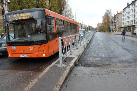 Калининград: Ул. Горького будет полностью открыта для движения на выходных